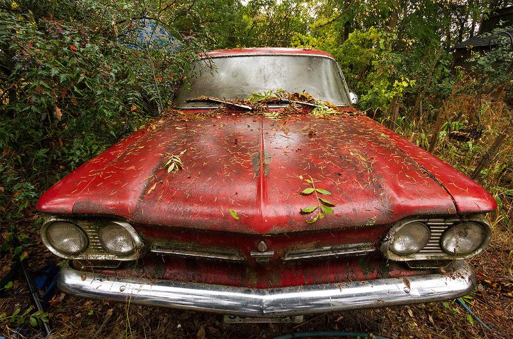 Yard Car