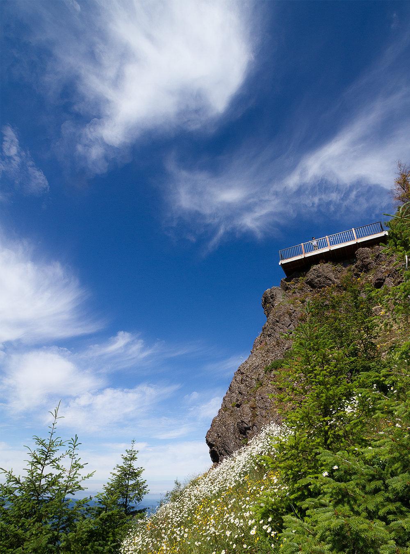 Snider Peak Sky