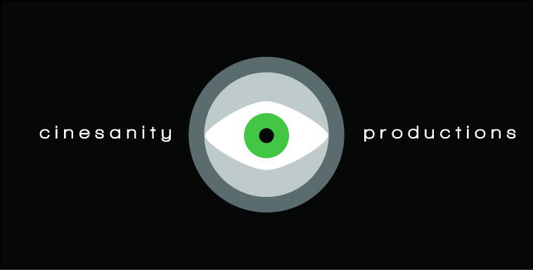 Cinesanity Productions | Business Card & Logo