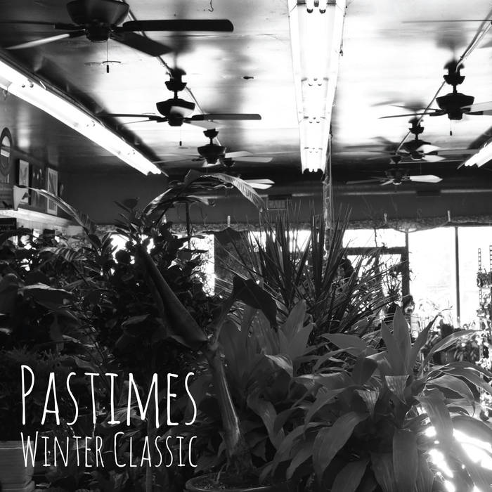 Album Artwork and Design for the album Past Times by Winter Classic | CD, Digital, and Tape Format