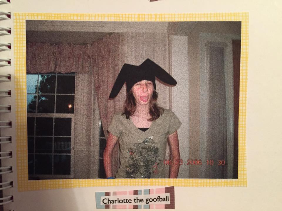 Me, age 13, 2006