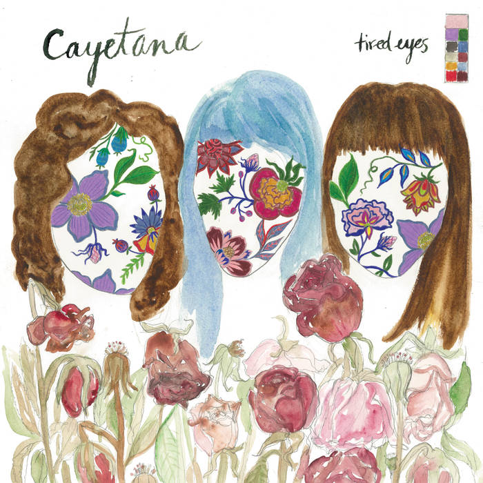 Tired Eyes  by Cayetana   One of my all time favorite bands, this EP made me so excited to see what comes next for a mercilessly cool and punchy three piece (as if I wasn't on the edge of my seat already). You'll fall in love with the way the music weaves and thumps and charms all in earshot.  Next month they're releasing a split with Camp Cope which I have already preorder, as should you . They also did an audio tree recording this year, but I was trying to keep EPs off the list, so an honorable mention will have to do it for this one.