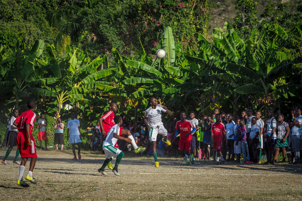 Haiti Athletics, Soccer, Basketball, Volleyball