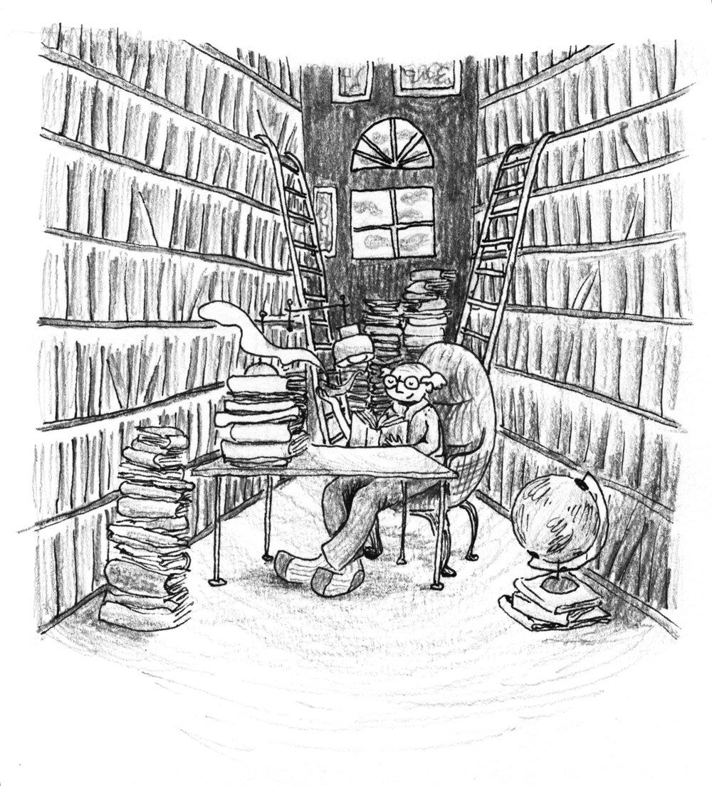 The Storyteller, Chapter Five