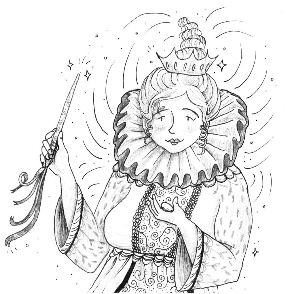 Queen Boo, Chapter Nine