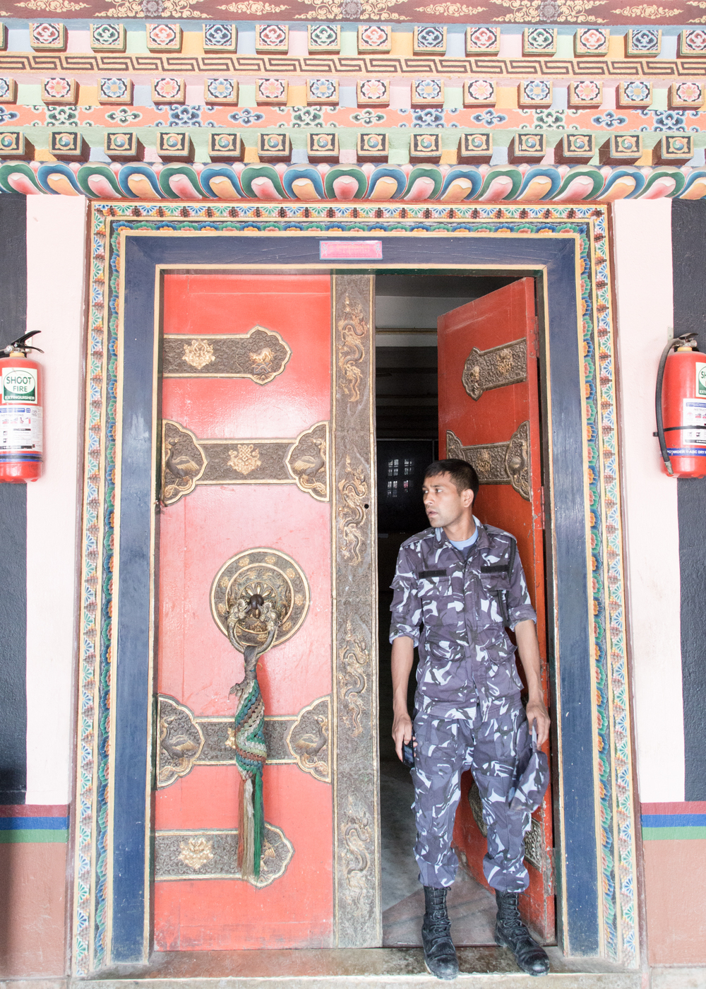 Policed - Boudha, 2015