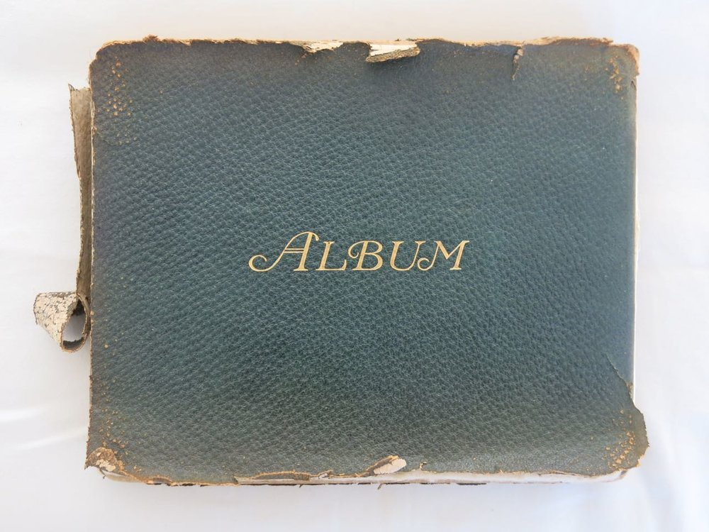George Stanley's autograph album to 1915