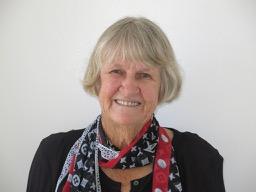 Judy Waugh, BA (UQ, 1964), Grad Dip Comm Comp (QUT, 1981)