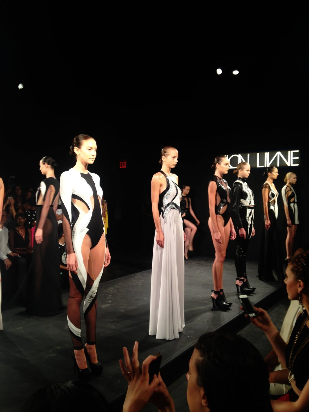 Alon Livne Show - Spring Summer 15