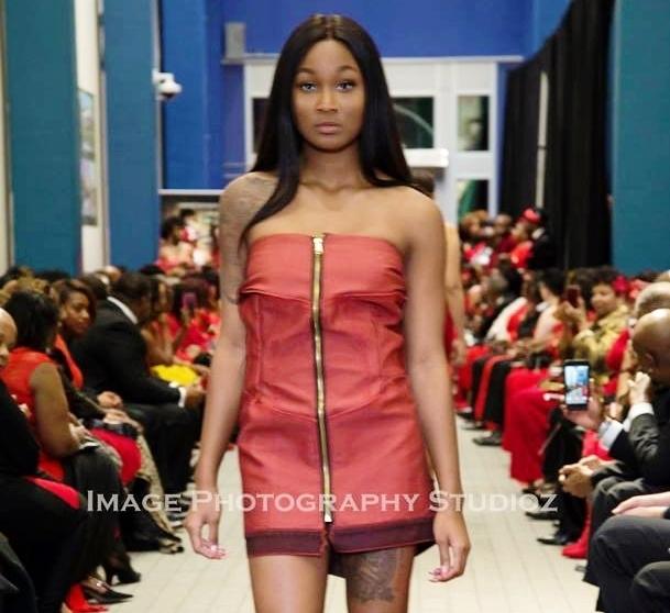 Runway Spotlight Look - Designer: Kenneth Love