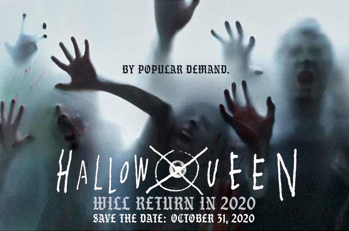 HallowQueen Returns October 31st, 2020