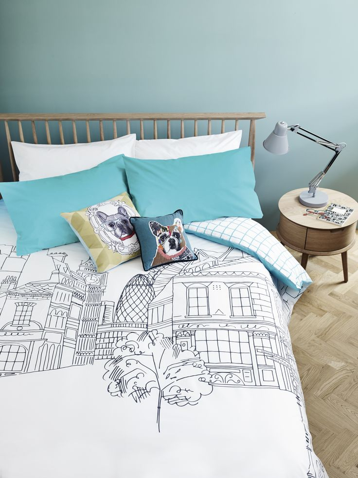 Homeware lizzie lees skyscape bedding gumiabroncs Images