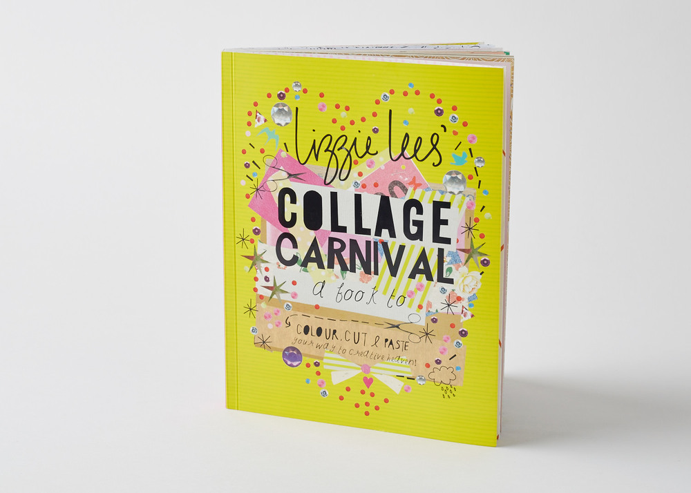 Collage Carnival by Lizzie Lees