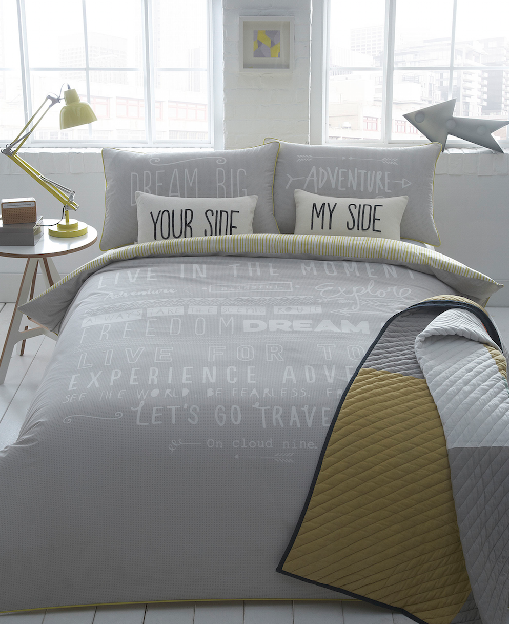 Homeware lizzie lees dream big bedding gumiabroncs Image collections
