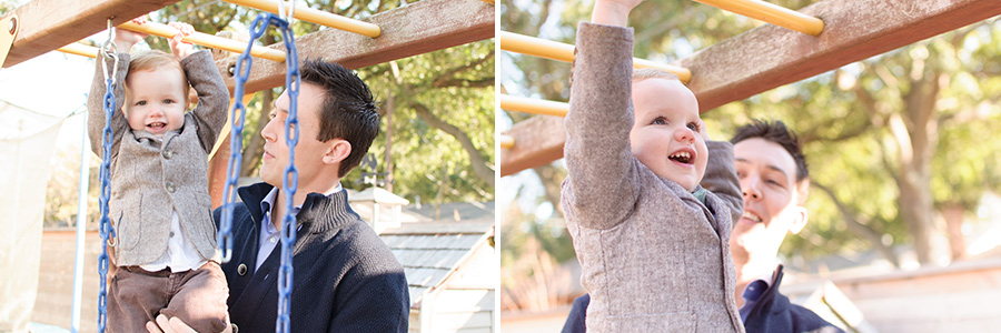 Tomball Family Photographs at Home