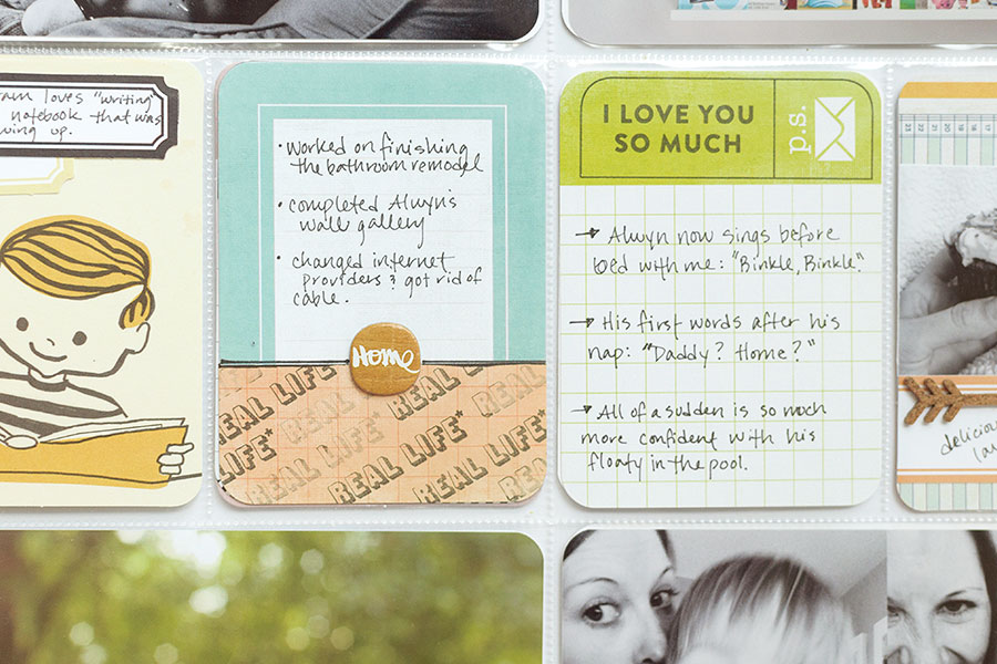 Project Life Tutorial: Printing Digital Elements on Project Life Cards | Donya Luana
