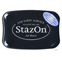 StazOn Black Ink