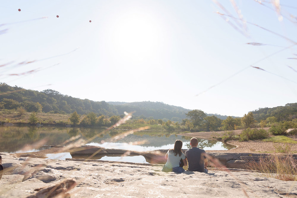 Texas Hill Country - Pedernales Falls