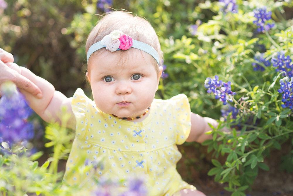 Klein, TX Baby Photographer | Donya Luana