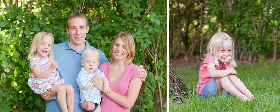 Adorable Rosemount Family Poses for Family Portraits