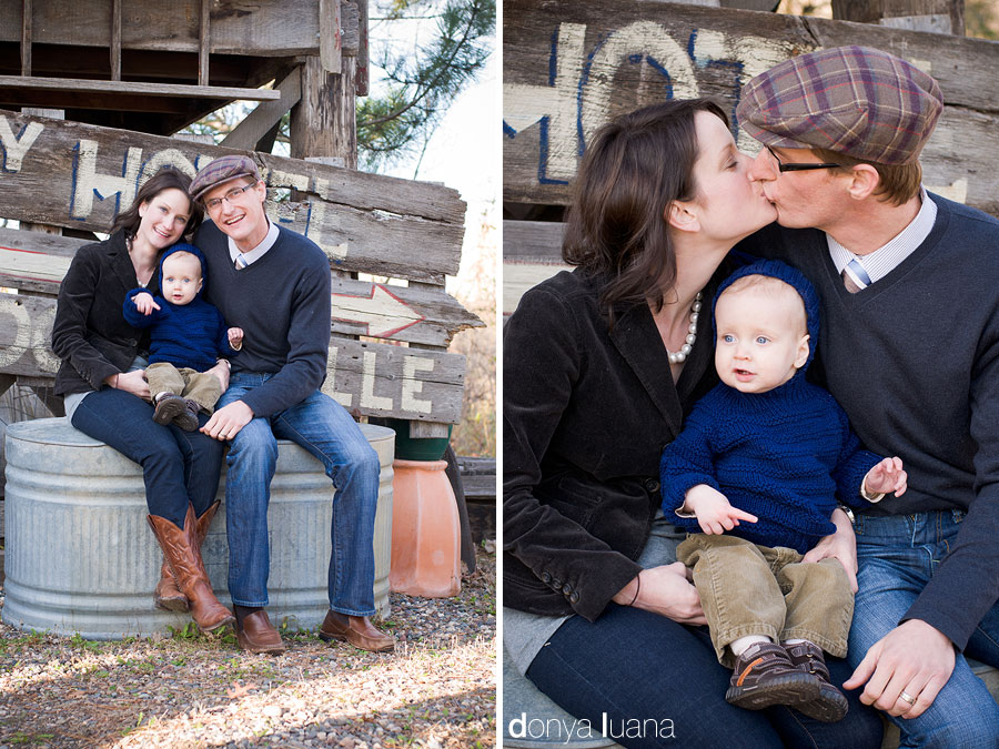 Northfield Family poses for portraits in Minneapolis Minnesota