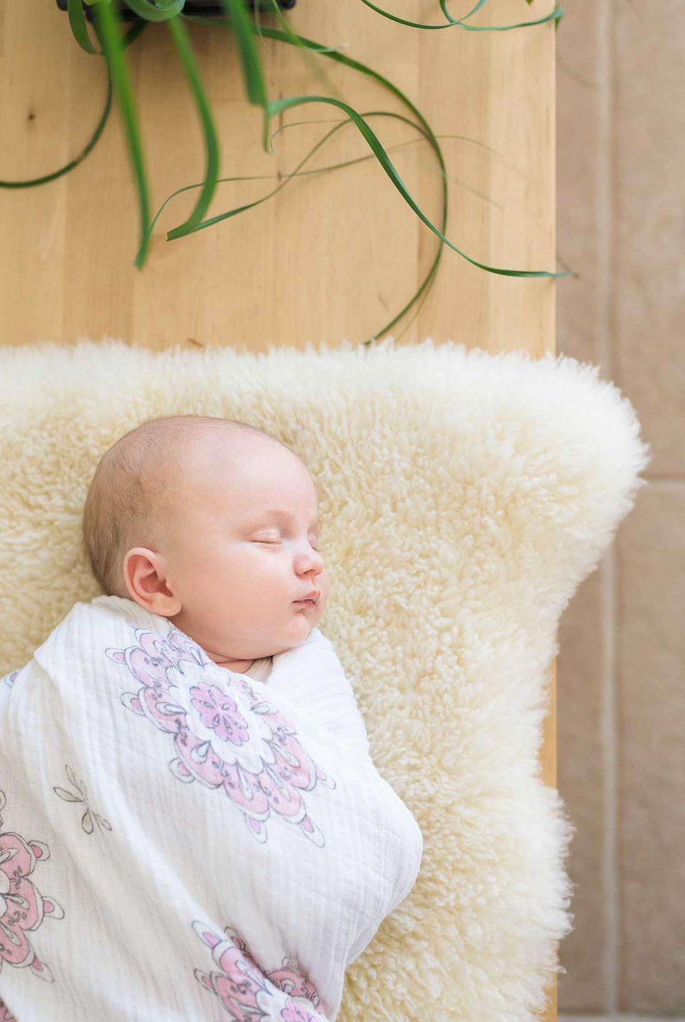 Woodlands At Home Newborn Photographer | Donya Luana Photography | Based in Magnolia, TX