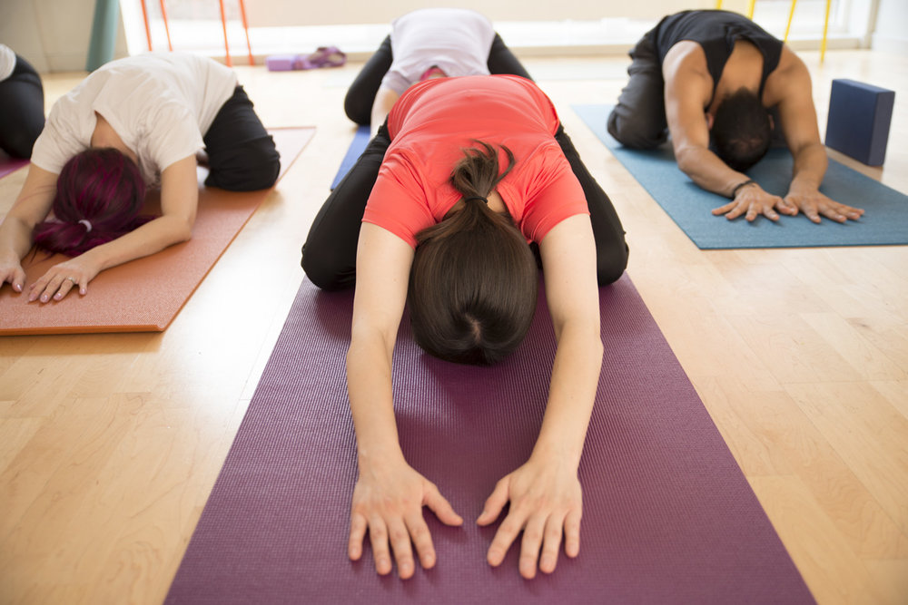 Move, breath and relax on Saturday or Sunday mornings.