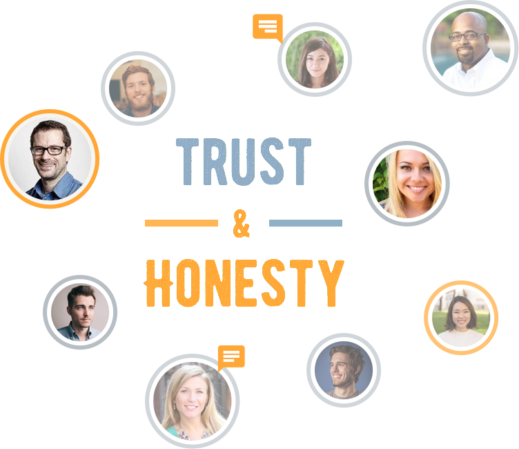 company culture trust and honesty