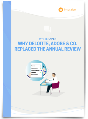 White Paper: Why Deloitte, Adobe & Co. Replaced the Annual Review