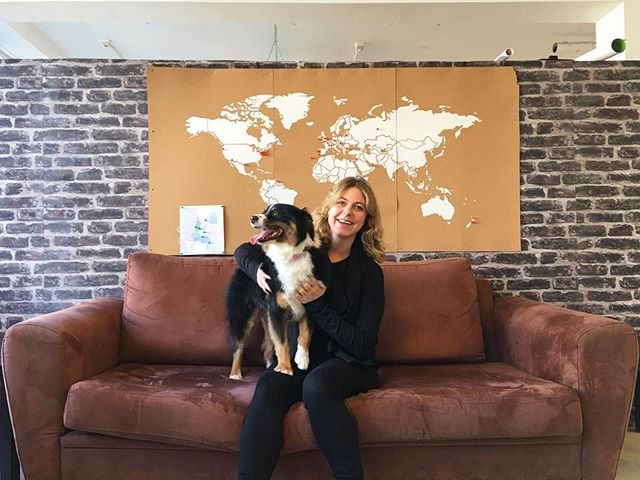 The Impraise family keeps on growing! Meet our two newest team members: Lauren & Minnie. Aside from being a rockstar SDR, Lauren enjoys riding motorcycles in her free time. And Minnie? She loves sniffing out food and giving cuddles. 🐶 Welcome to the team! #impraise #hrtech  #startuplife #amsterdam
