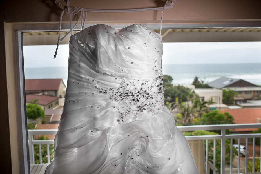 La Lucia Durban Wedding Rbadal Photography brides dress