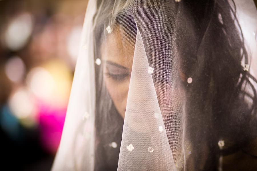La Lucia Durban Christian Wedding Rbadal Photography bride veil