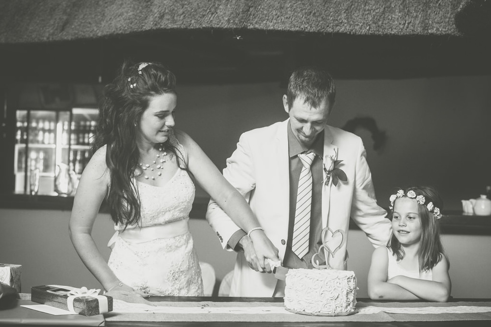 Safari Park Hluhluwe St Lucia RBadal Photography cutting cake