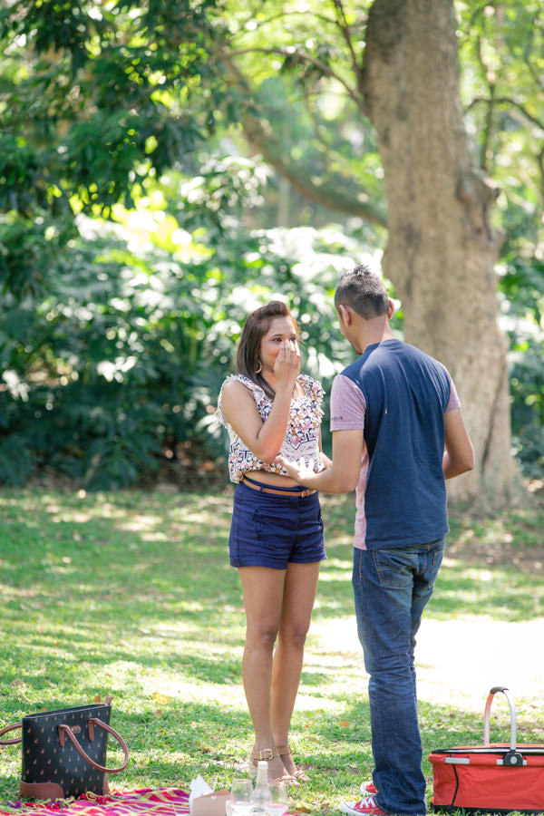 botanic gardens engagement proposal rbadal photography durban shocked happy