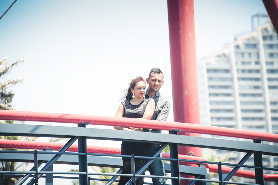 uShaka Durban engagement proposal photo shoot rbadal photography