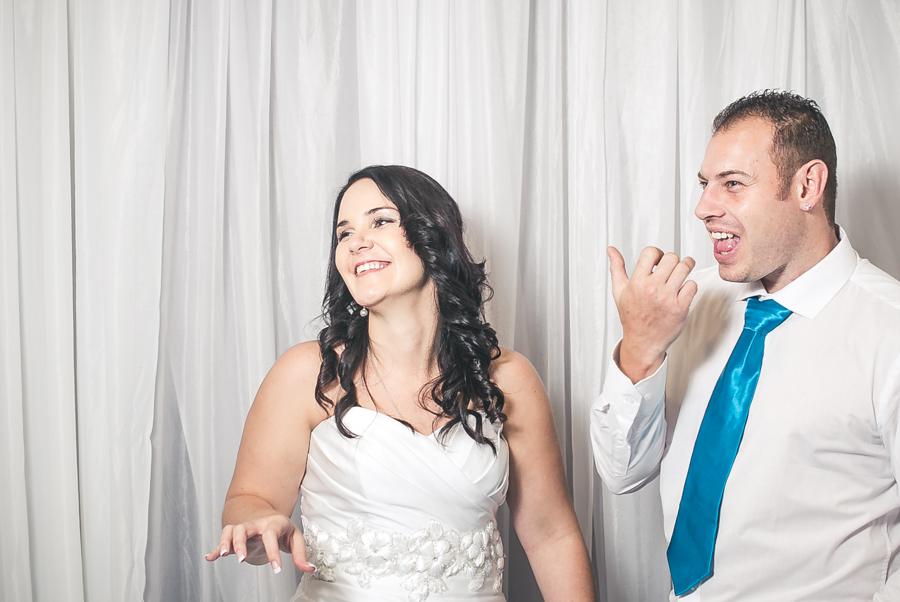 durban wedding photography decor durban north laughing bride and groom