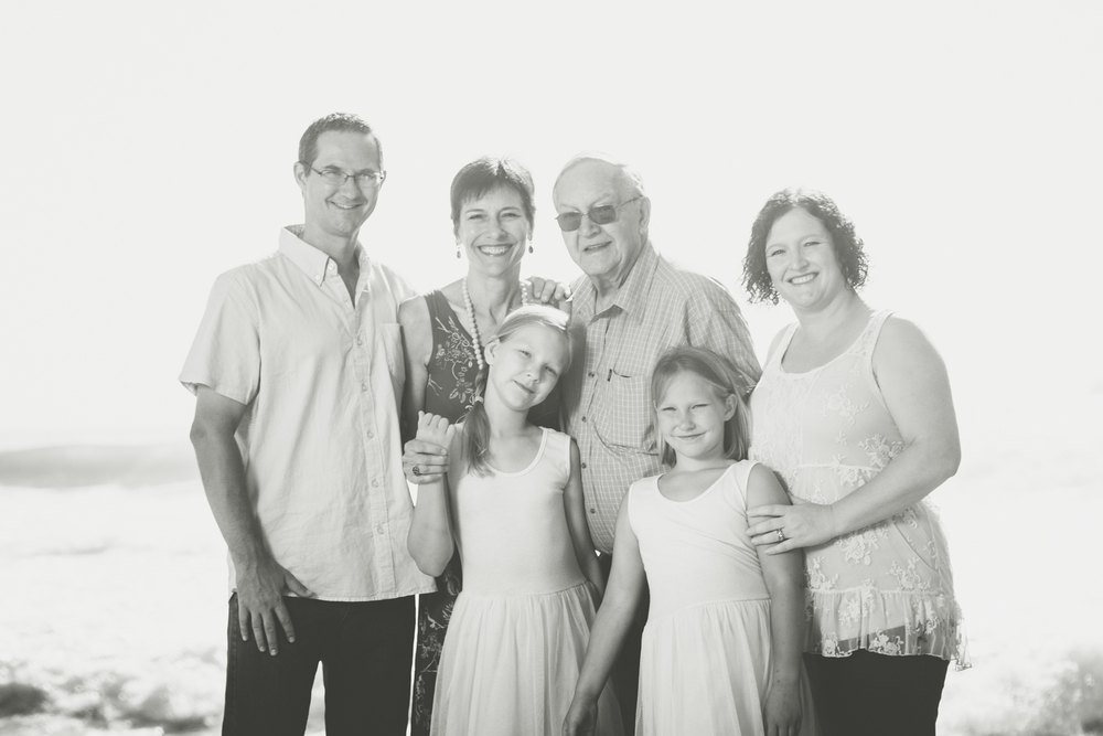 Family photography grandparents umhlanga beach rbadal photography
