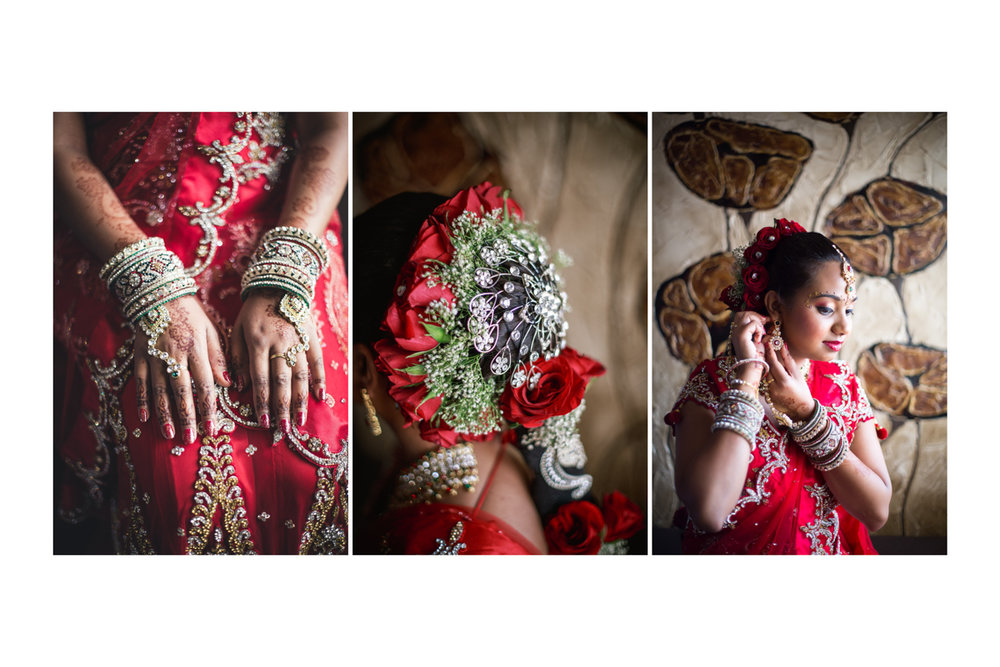 South Indian Tamil Bride Durban Wedding RBadal Photography