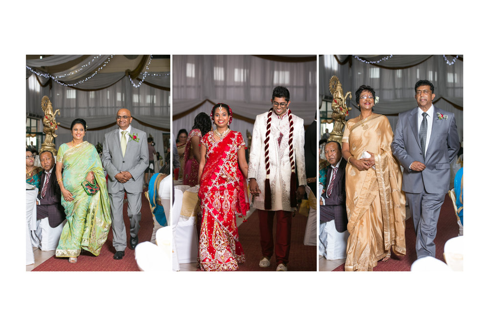 South Indian Tamil Bride and Groom Durban Wedding RBadal Photography