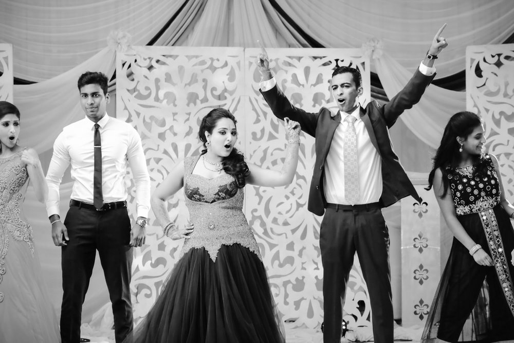 westville wedding photography rbadal gujerati hindu wedding dancing