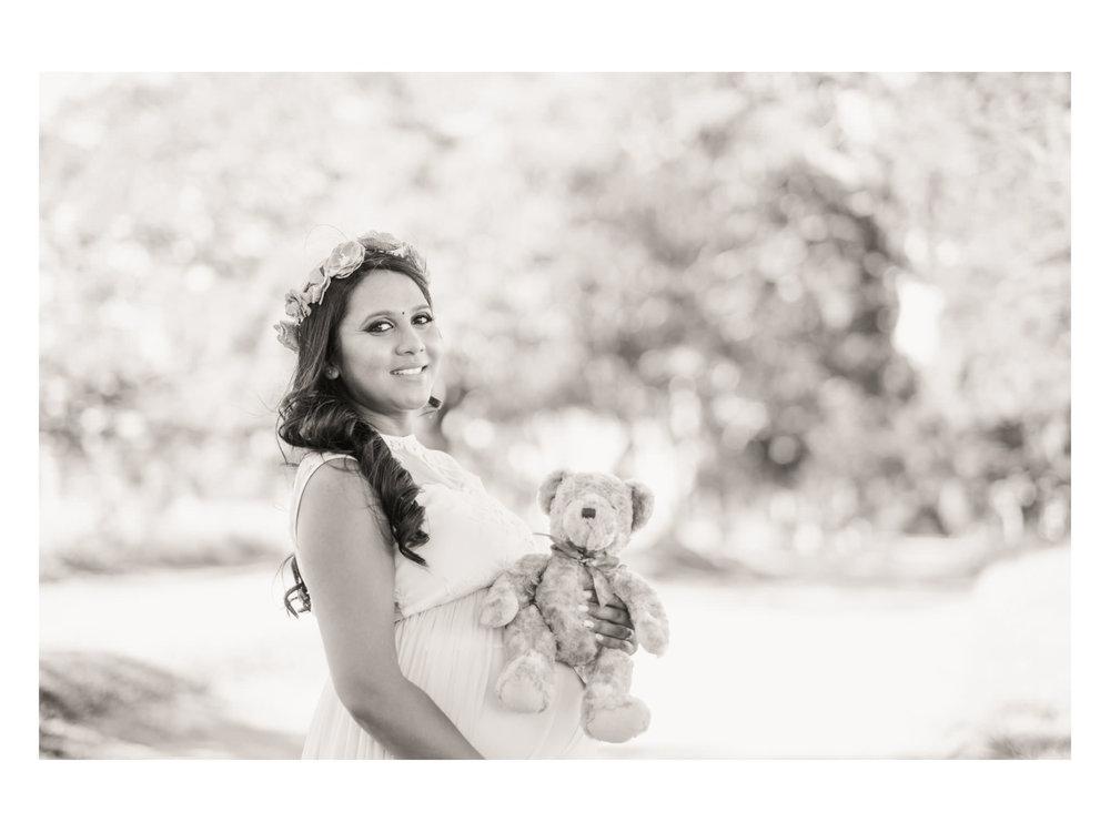 Teddy Bear Durban Maternity Photography RBadal Ballito