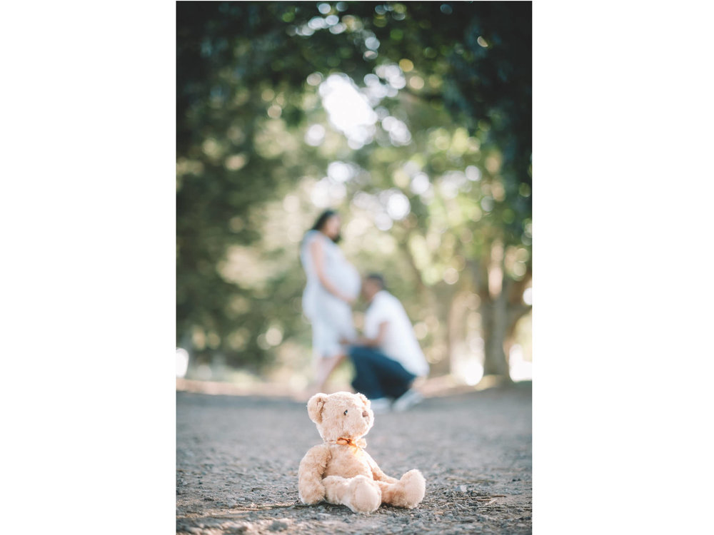 Teddy Bear Durban Maternity Photography RBadal Ballito