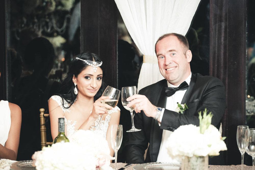 Zimbali Ballito Wedding Photography RBadal reception toast