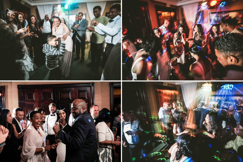 Zimbali Ballito Wedding Photography RBadal reception dancing