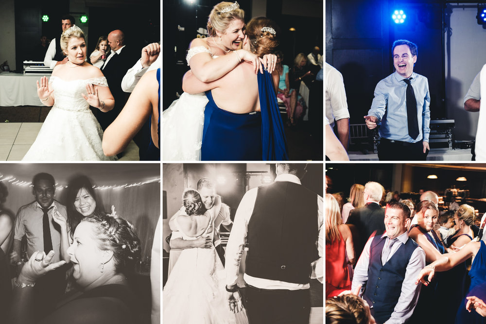 Mount Edgecombe Wedding Photography RBadal golf course bride and groom  dance