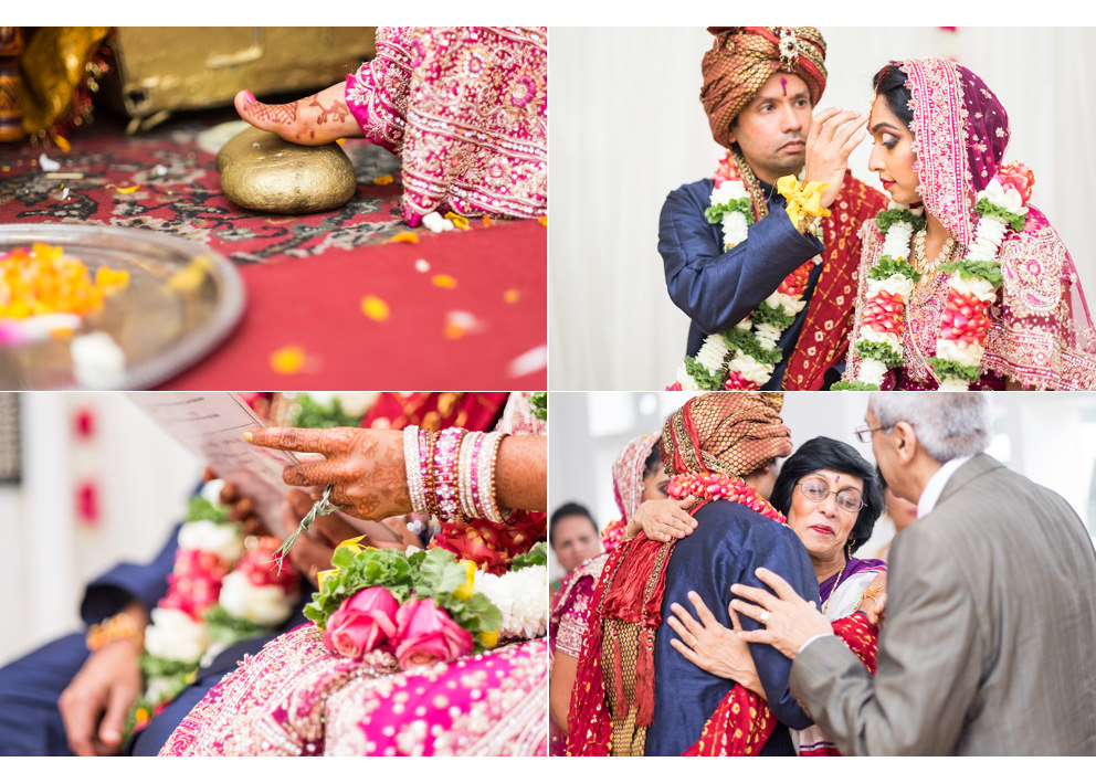 Umgeni Road Temple Wedding Photography