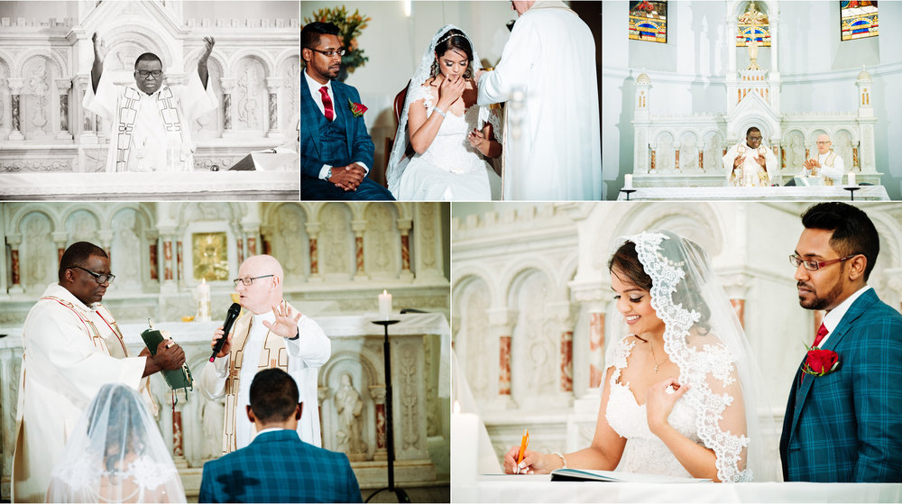 Pietermaritzberg Wedding Photography RBadal church