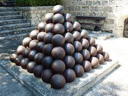 Cannonballs - Or Bullets?