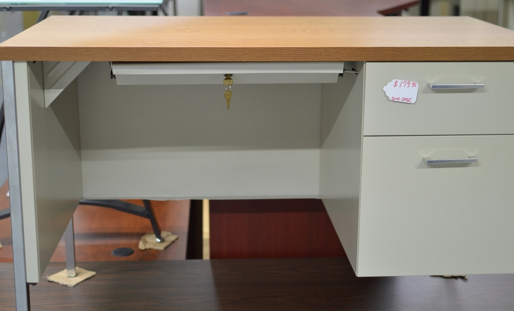 Desk marked at $179.