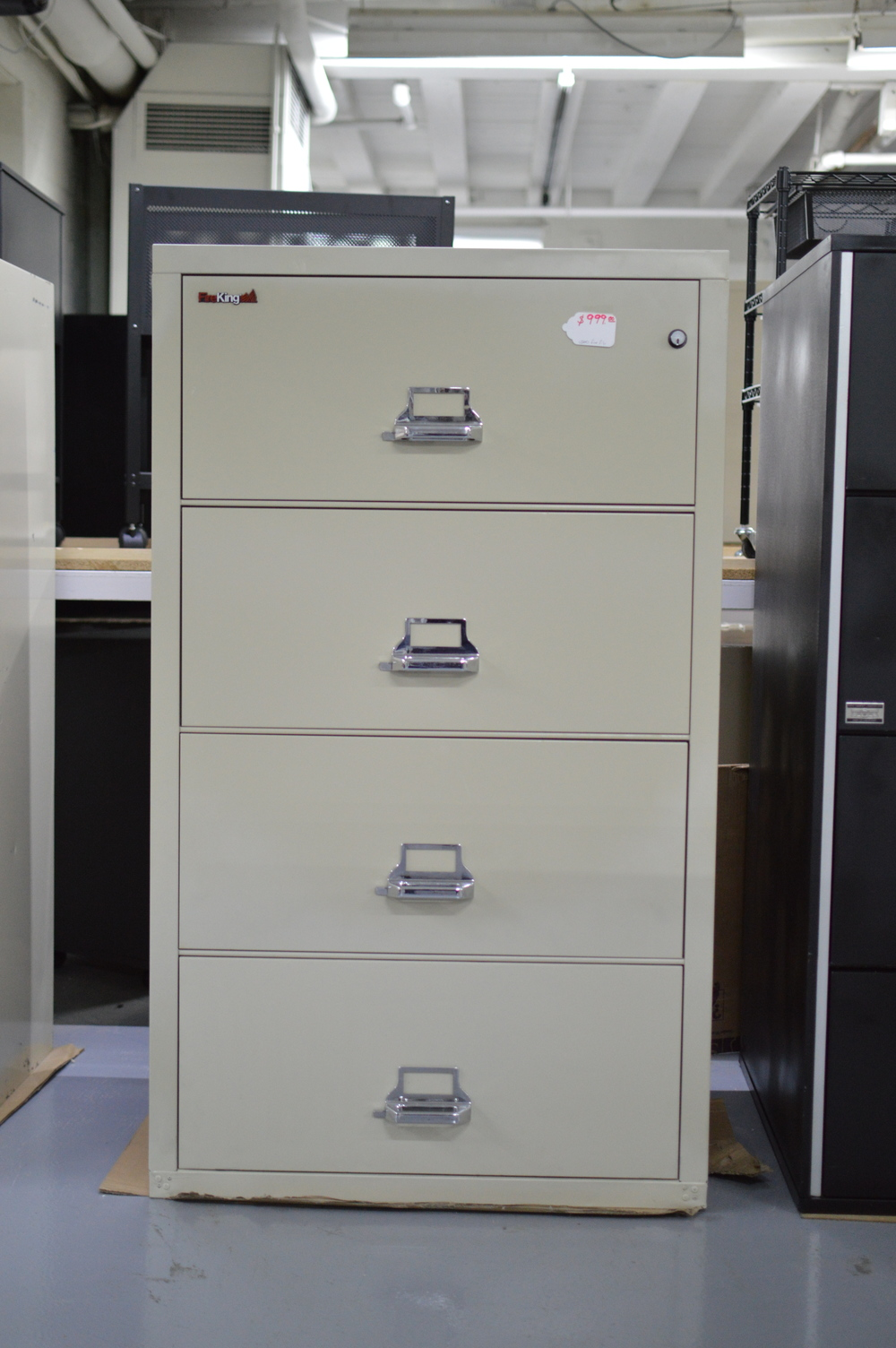 Fire Proof 5 Drawer - $999